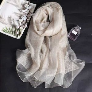 Accessories - Brand new silk and wool scarf